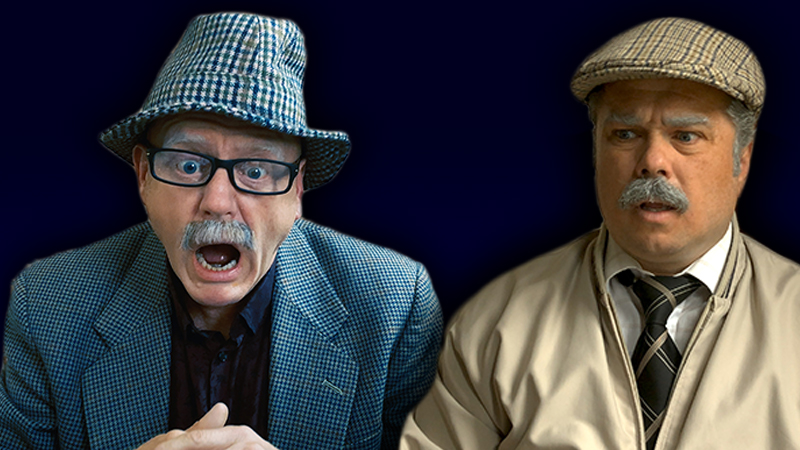 Two Deaf Yorkshiremen in Lockdown