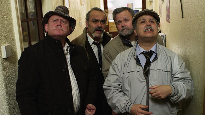 Four Deaf Yorkshiremen go to Blackpool