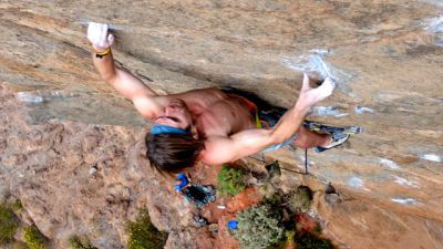 Andre Hedger: A climber's lifestyle