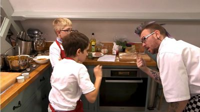 Punk Chef: Kids Challenge - Episode 2